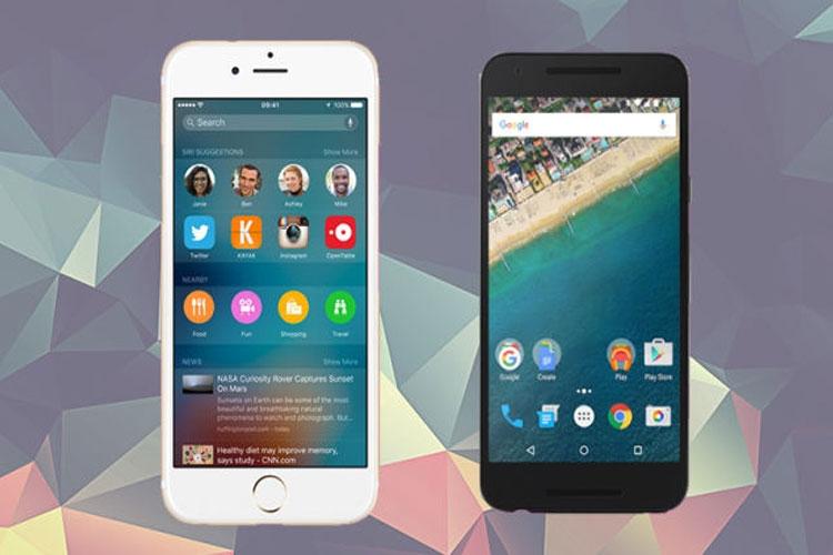 اندروید ۶ در مقابل iOS 9؛ کدامیک سیستم عامل برتر است؟